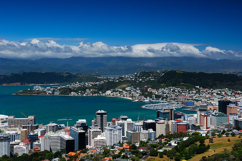 Wellington City (Dec 2005) | by Pieter Pieterse