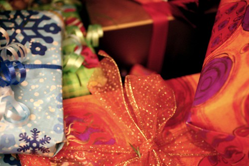 Presents | by Molly Simoneau