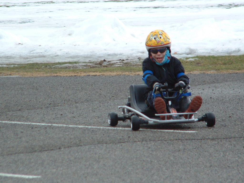 Kid S Motorized Car