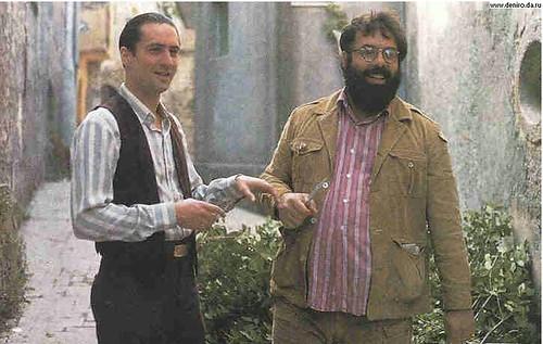Robert De Niro and Fra...
