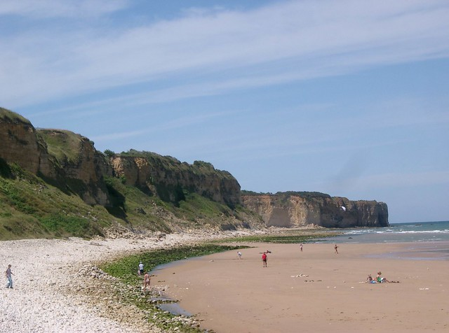 Omaha Beach, Normandy | Flickr - Photo Sharing!: https://flickr.com/photos/vulcan/82306743