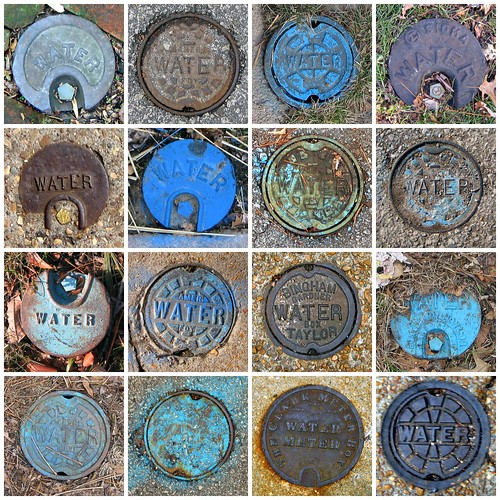 Water meter covers | by dgray_xplane