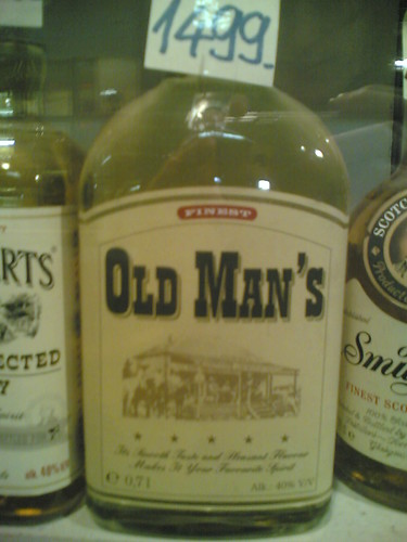 Is Old Whisky Safe To Drink