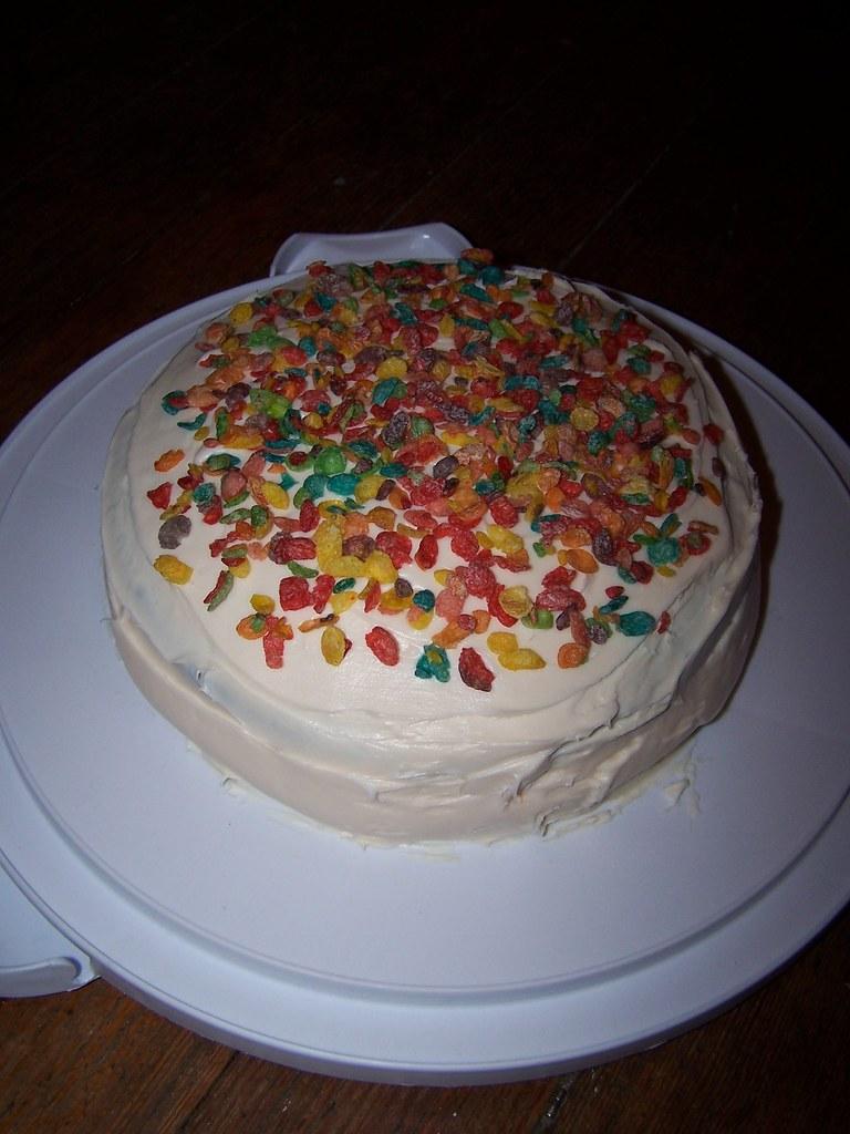 Pebbles Cake