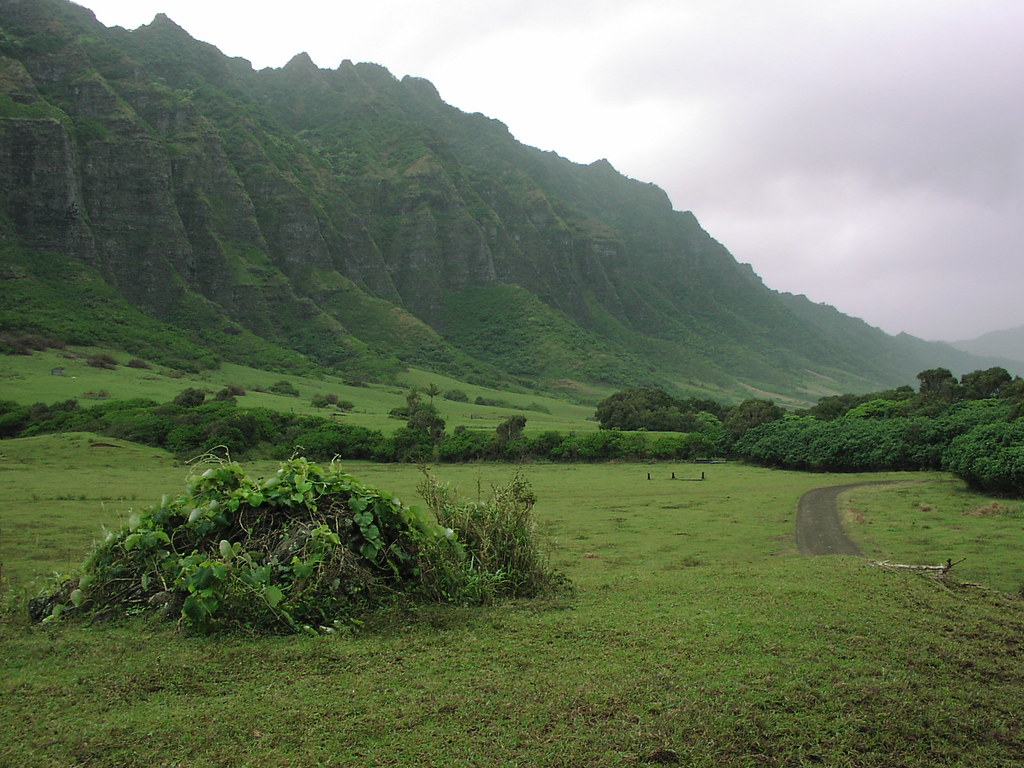 New Golf R >> Kualoa Ranch, Oahu, Hawaii | Many movies have been filmed ...