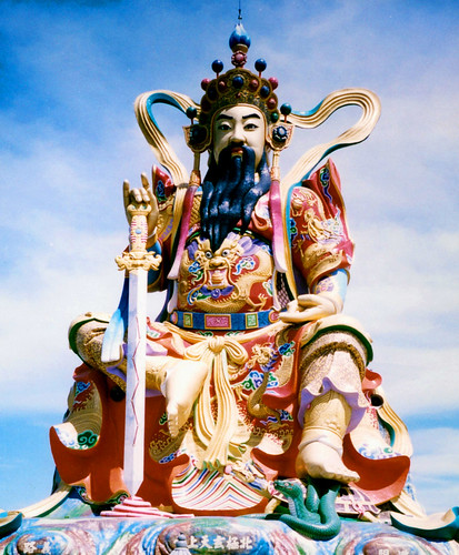 玄天上帝 Xuan Tian Shang Ti Supreme Lord Of The Mysterious He
