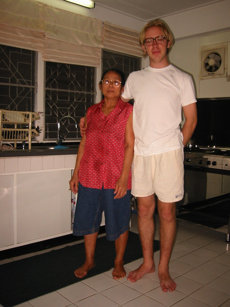 housekeepers at my friend john s house in bangkok thailan nick