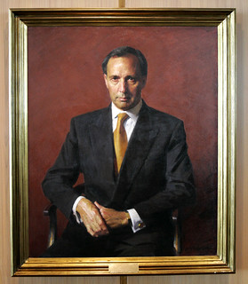 The Hon. Paul Keating (offical portrait) | by xiaming