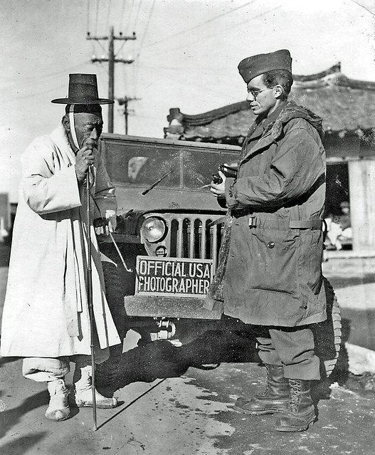 Seoul, Korea January 1,1946. At