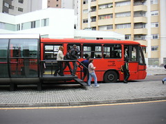 Bi-Articulated Bus, Curitiba | by Thomas Locke Hobbs