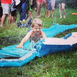 Field Day was a big splash! | by msr_miners