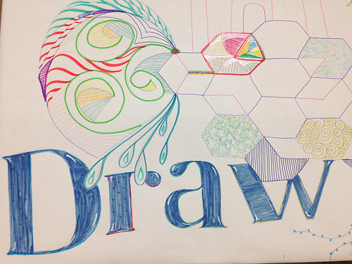 Drawing Together at Vancouver Draw Down