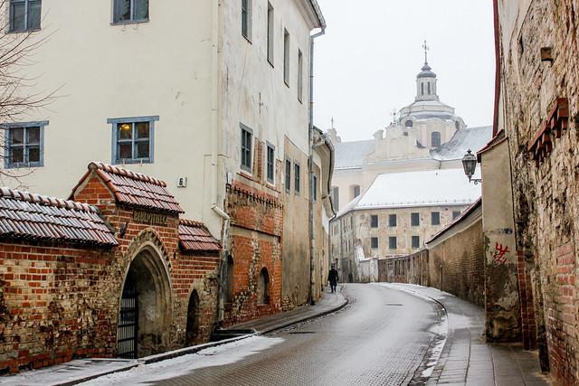 Vilna, capital de Lituania