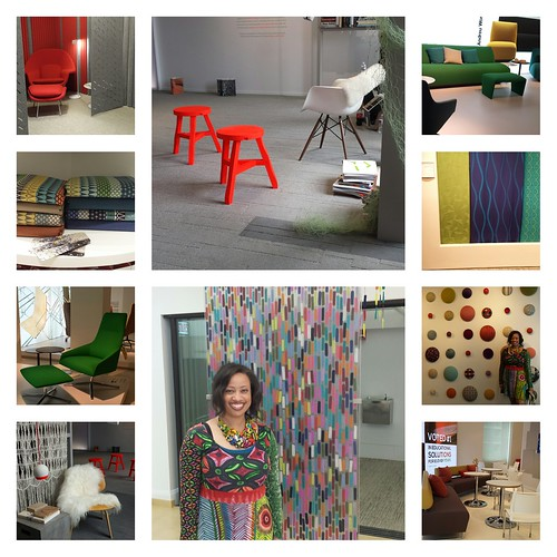 Pictures from the 2015 NeoCon trade show at The Merchandise Mart.