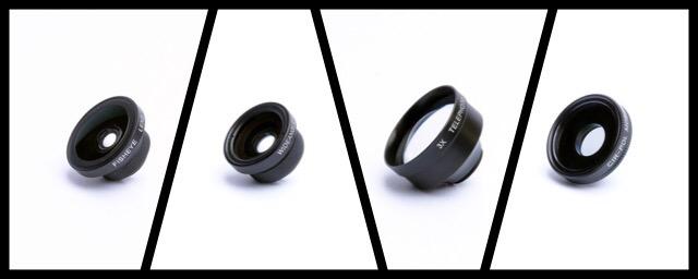 Bitplay 4 Mobile Lenses