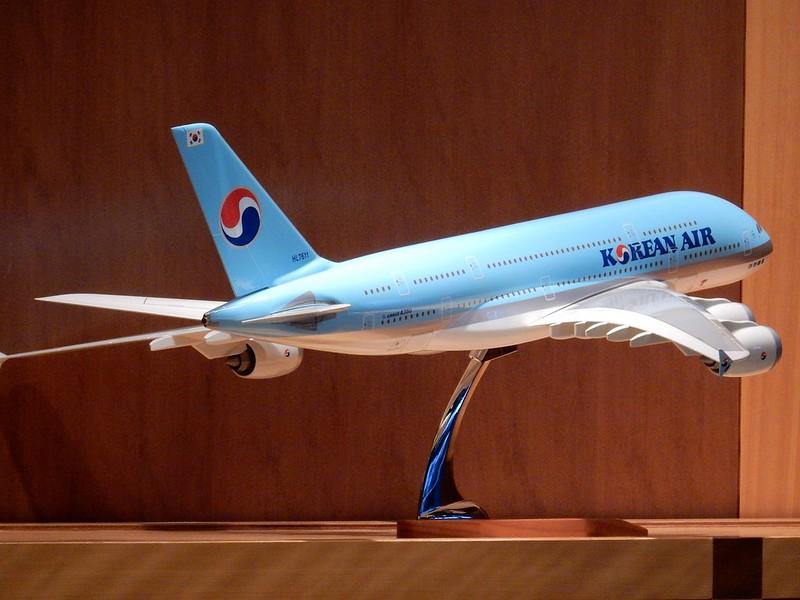 A380の模型