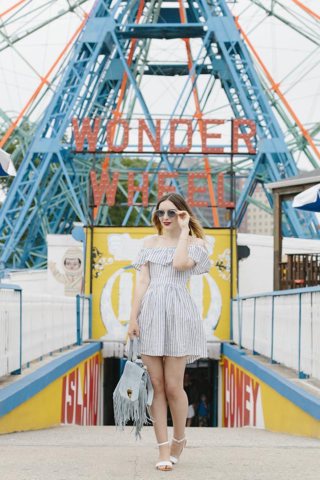 Coney Island Brooklyn What Olivia Did