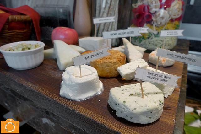 Luzviminda cheese