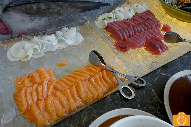 Luzviminda sashimi