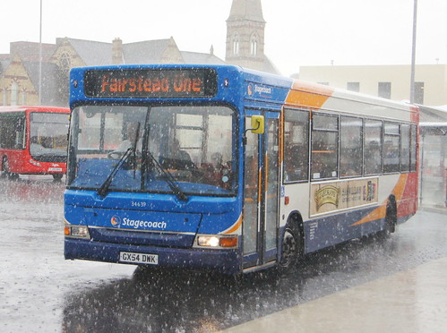 Stagecoach Norfolk 34639 GX54DWK