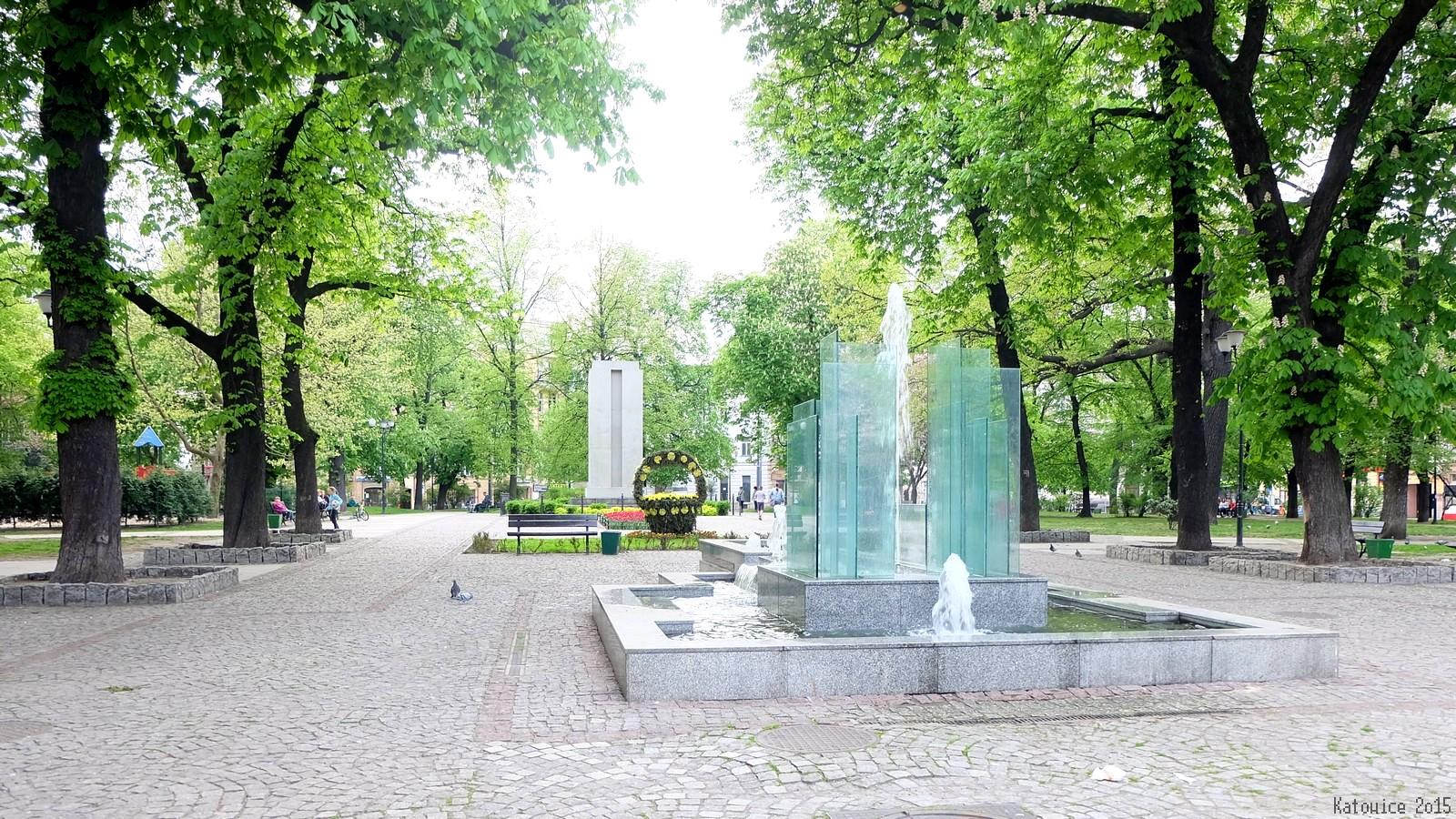 plac Wolności, Katowice, Polska