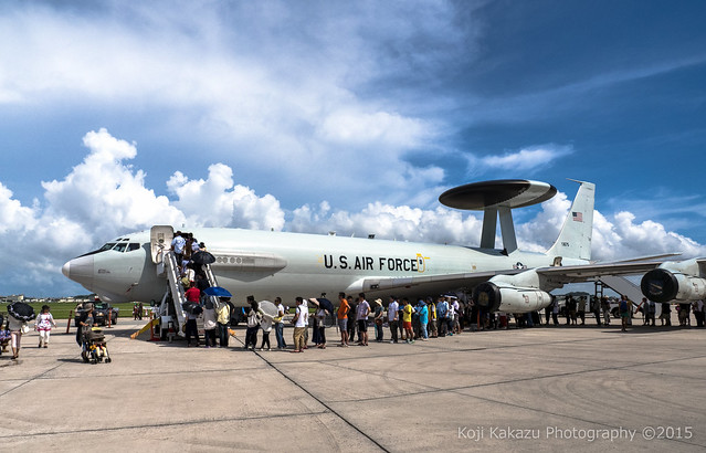 Kadena Air Base - AmericaFest 2014-9
