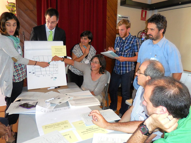 17/06/2015 Evaluating Water Management Options in La Tordera