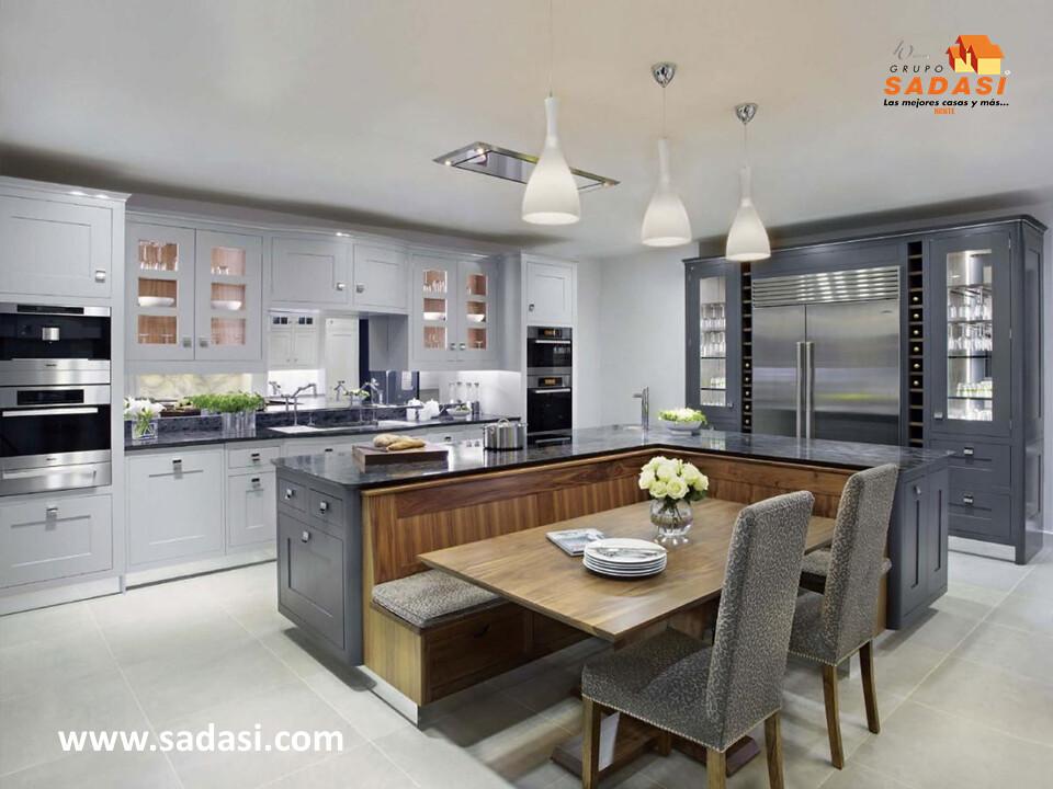 Grupo sadasi le dice c mo iluminar una cocina 5 sadasi - Como iluminar una cocina ...