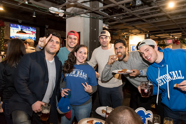 Young Alumni Christmas Party 2016