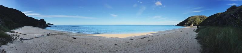 Anapai Bay Campsite