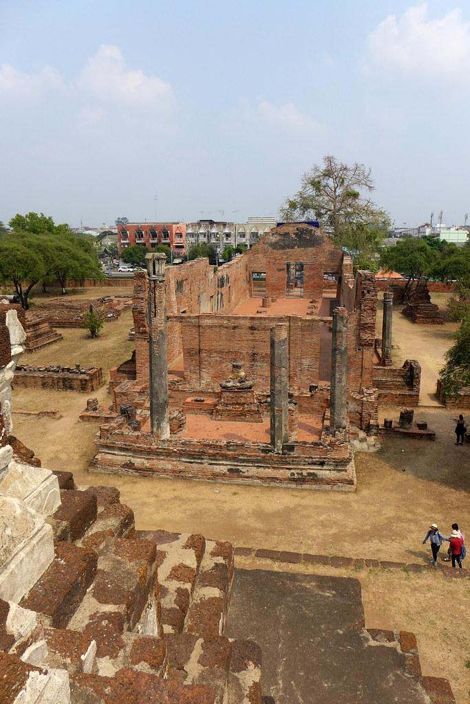 Thaïlande - Ayutthaya - 068 - Wat Ratchaburana