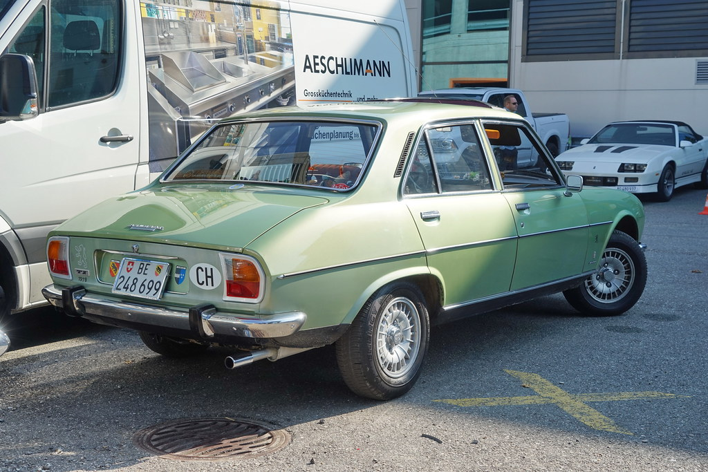 Peugeot 504 25 9 2016 4936 Peugeot France Classics In Bl Flickr