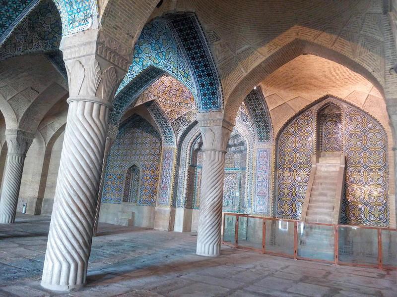 Мечеть Вакиль