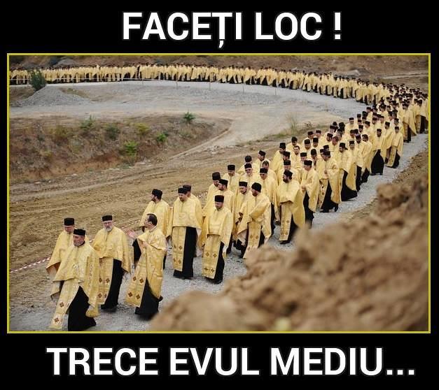 Biserica ortodoxă, sora mafiei PSD-iste si filiala Moscovei in Romania