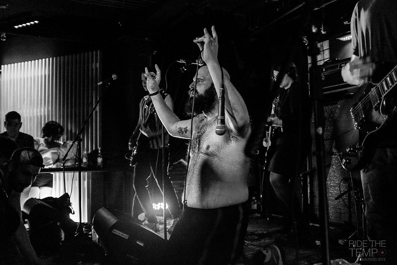 Fucked Up @ Adelaide Hall 6/20/2015 #NXNE2015
