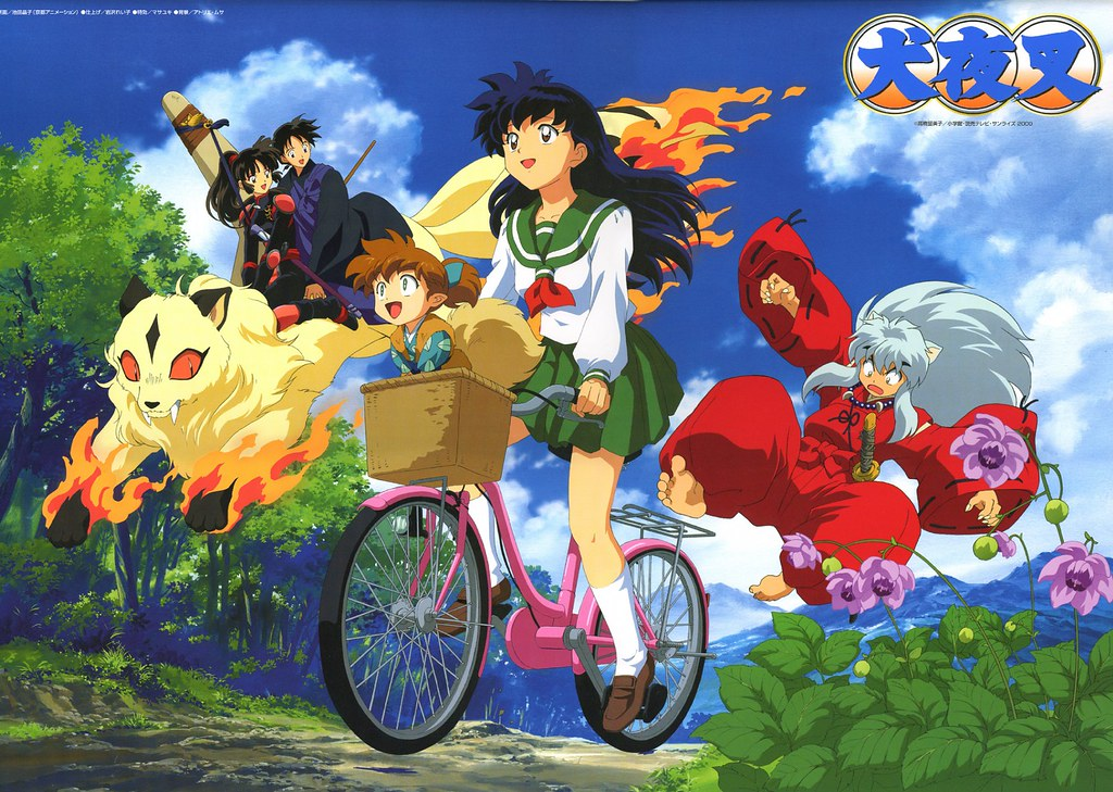 Kuvahaun tulos haulle inuyasha anime