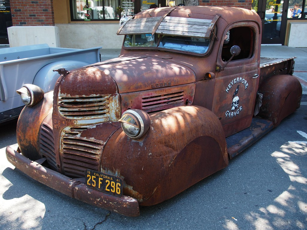 Ram Srt 10 >> 1941 Dodge Pickup (Rat Rod) '25F 296'-1886 7M1' 1 | Photogra… | Flickr