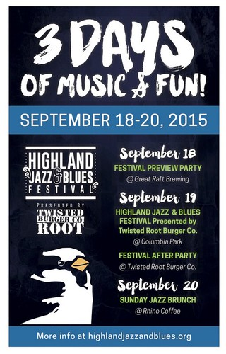Highland Jazz & Blues Fest, Shreveport