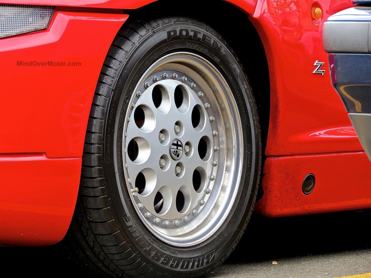 Alfa Romeo SZ Greenwich 4
