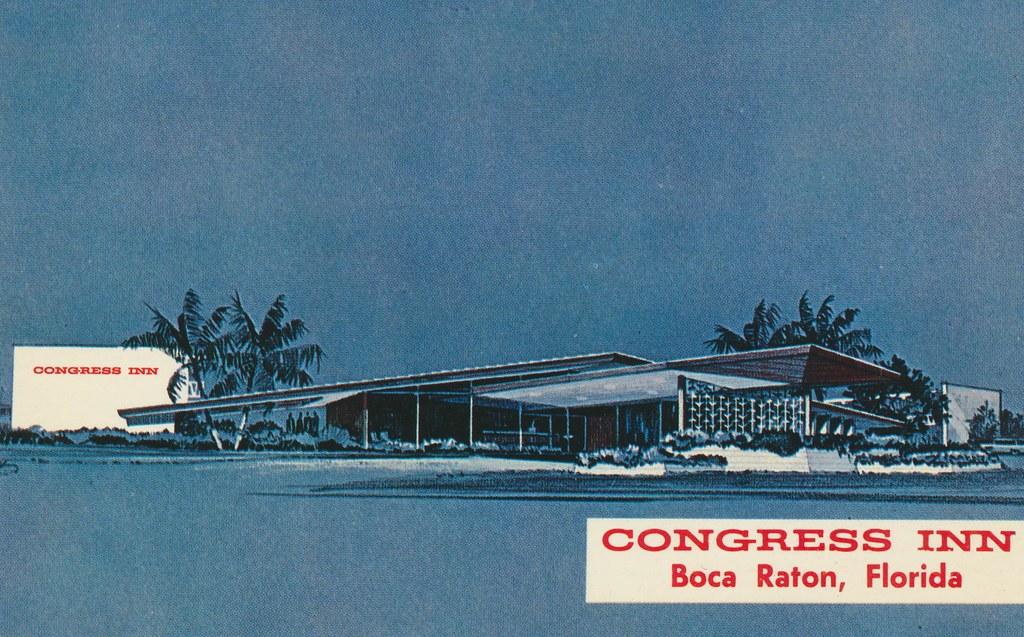 Congress Inn - Boca Raton, Florida