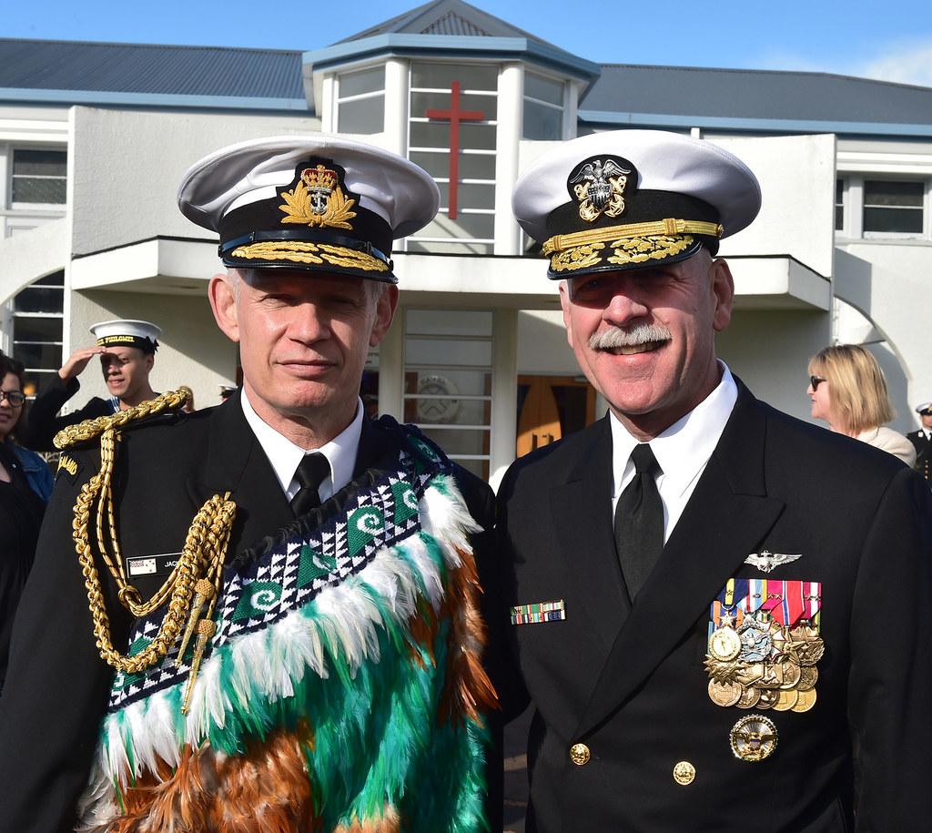 2015 Admiral Scott Swift Commander Of The US Navys Pacific Fleet August 9