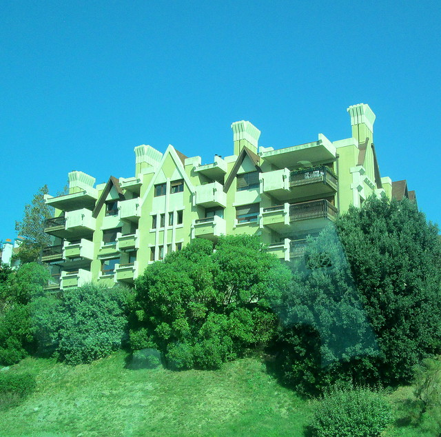 Sea Front Building, Getxo