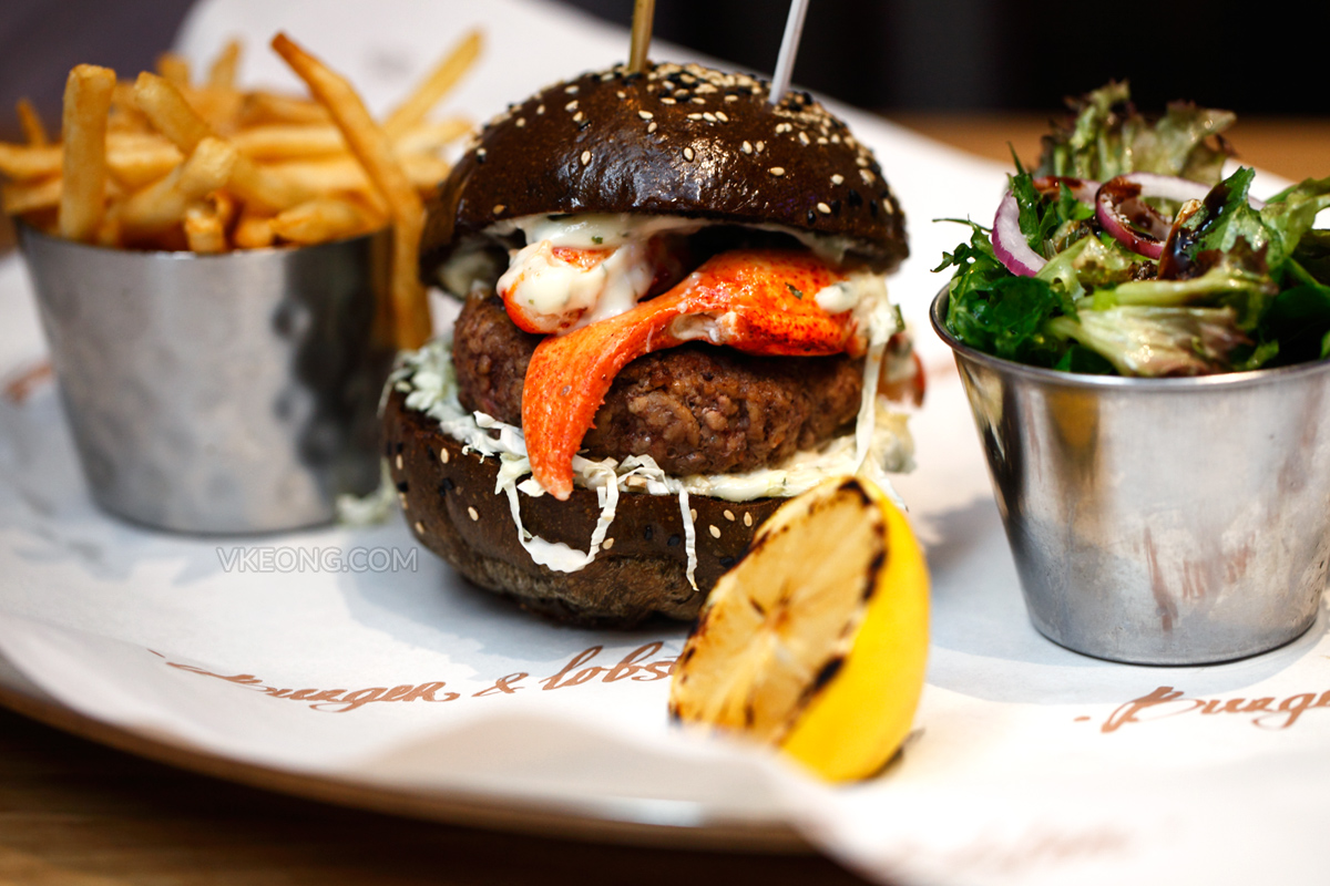 Burger & Lobster BnL Burger