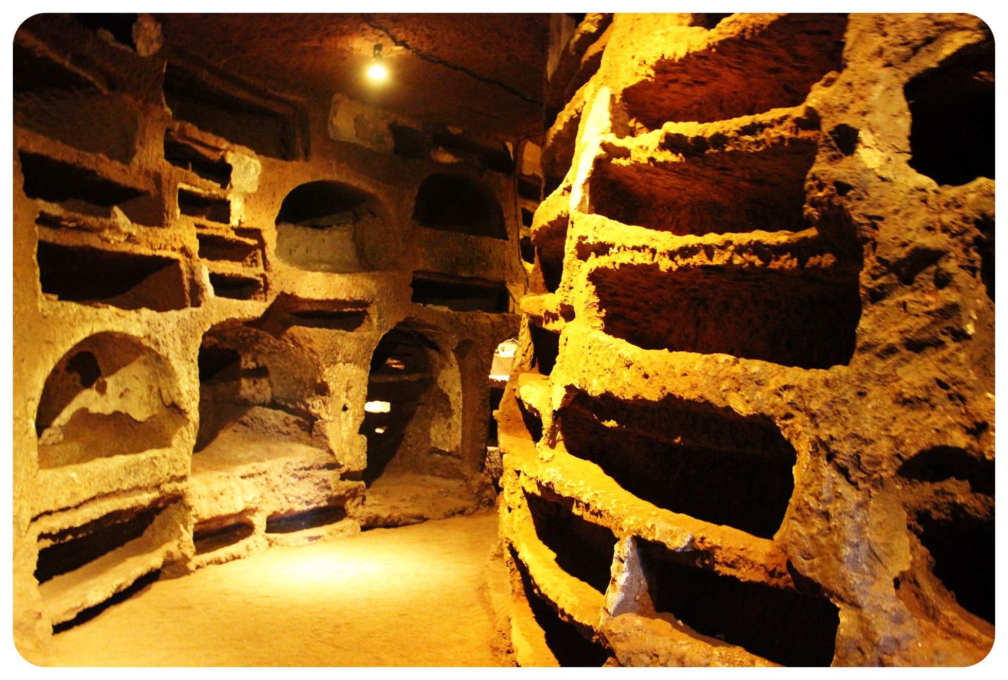 nepi catacombs