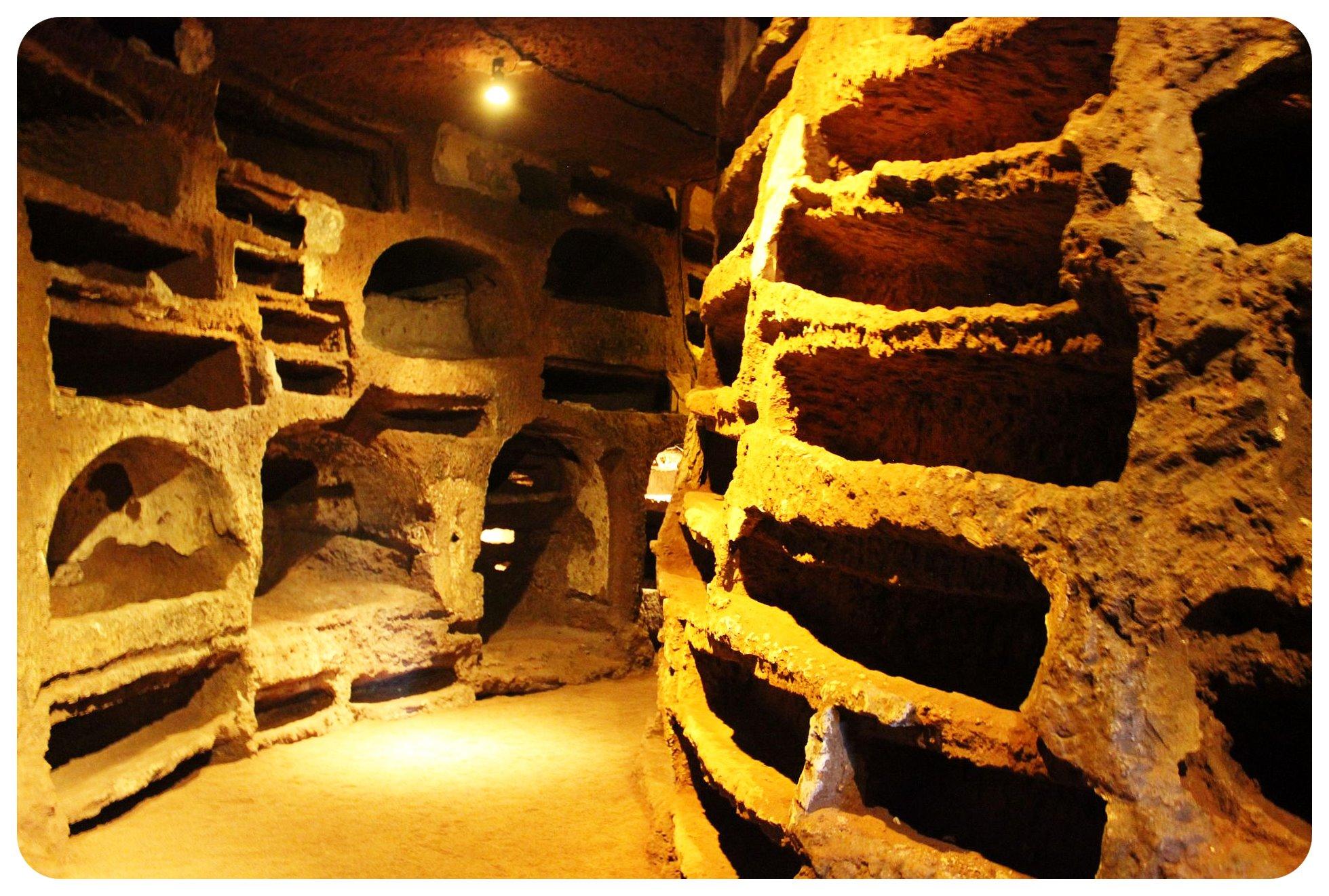 nepi catacombs
