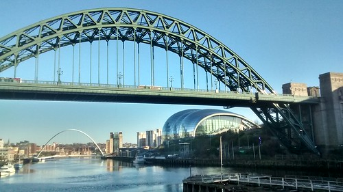 Bridges over the Tyne Dec 16 (1)