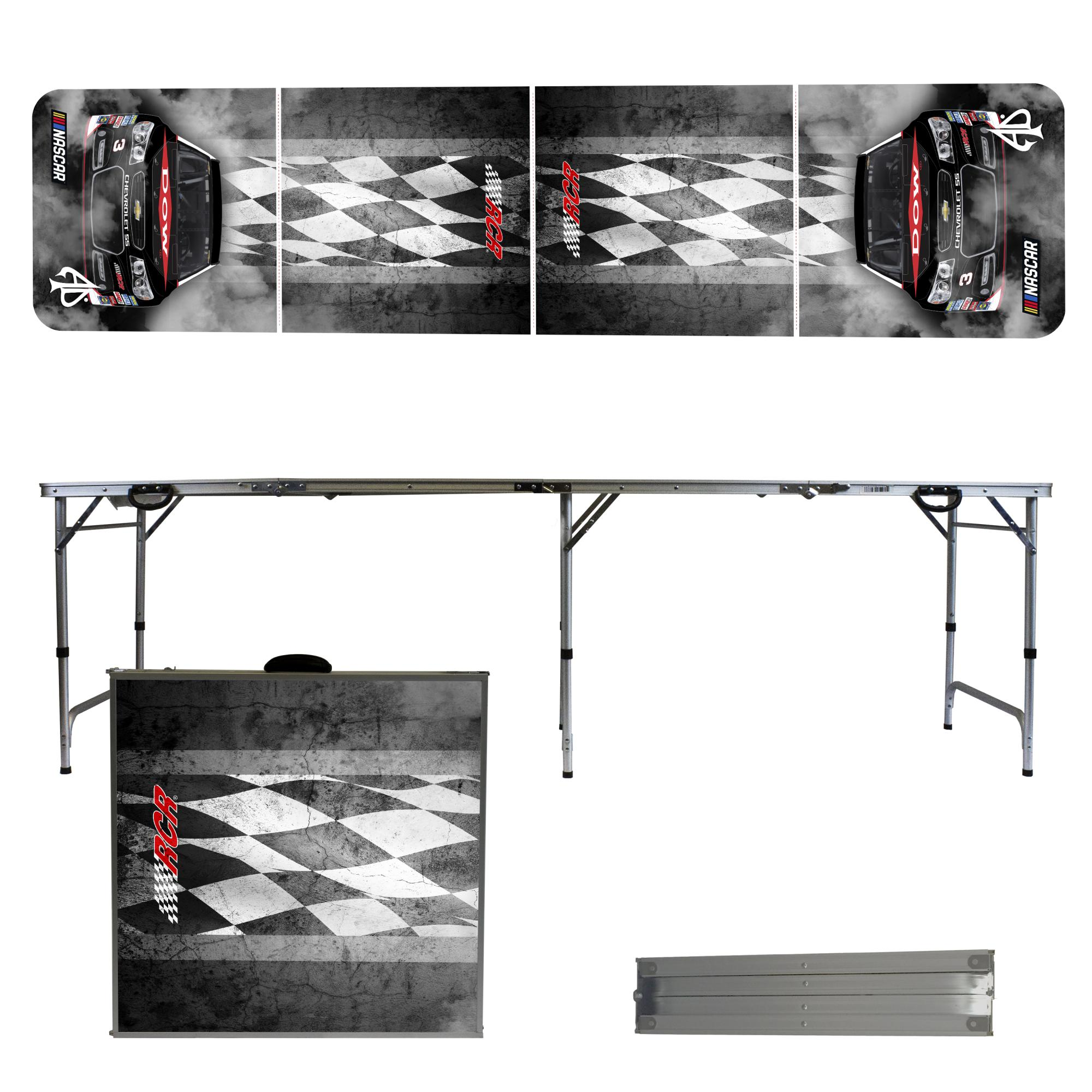Austin Dillon Tailgating, Camping & Pong Table