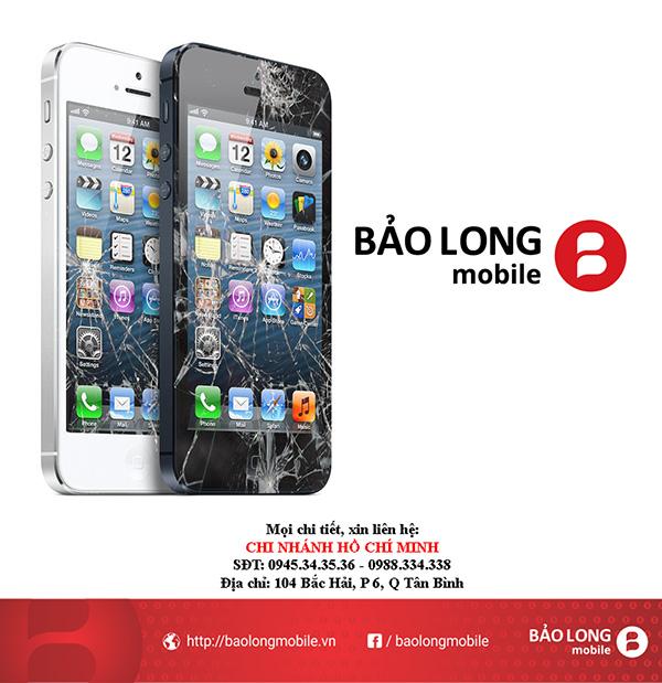 Thay mặt kính iPhone 5 - Làm thế nào để biết được mức độ hư?