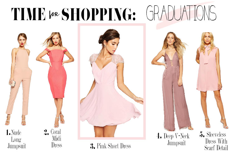 shopping graduations - seams for a desire