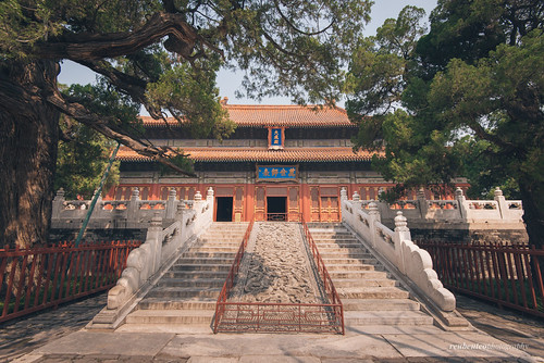 Beijing Temple of Confucius | by reubenteo